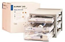 Dental Laboratory E.Max CAD for inLab Basic Kit A-D