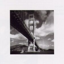 Lambert Golden Gate Bridge, San Fransisco Mini Print 40x40cm