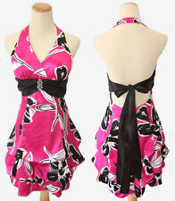 New WINDSOR $90 Fuchsia Prom Homecoming Evening Party Dress 13