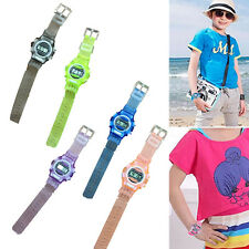 Digital Electronic Electronic Sport Watch Wrist For Child Multifunction
