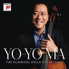 Yo Yo Ma:classical Cello Collection - Yo-yo Ma New & Sealed Compact Disc Free Sh