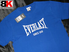 "Everlast T-Shirt Mens Blue Moon ""Authentic"" BNWT"