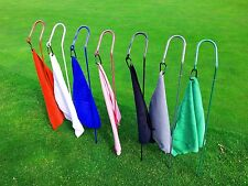 Putter Buddy Golf Club Stand with Microfiber Golf Towel