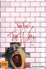 Pink Floyd - The Wall - DVD Region 4 Brand New Free Shipping