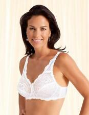 Playtex Flower Lace Soft Bra 5839 IN WHITE COLOUR!!! P-2