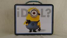 The Tin Box Company Despicable Me Minions Large Tin Carry All NEW
