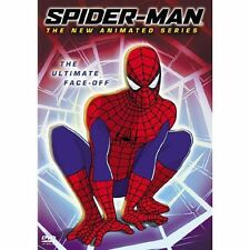 SPIDER-MAN: THE NEW ANIMATED SERIES - THE ULTIMATE FACE-OFF NEW DVD