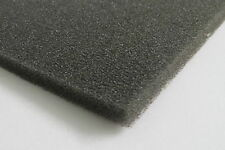 "ACTIVATED CARBON IMPREGNATED FOAM FILTER SHEET TWIN PACK  - 8"" x 8"" x 12mm"