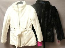 AMY BYER IZ GIRL'S COATS ASST. SIZES AND COLORS FAUX FUR/SUPER SOFT BRAND NEW