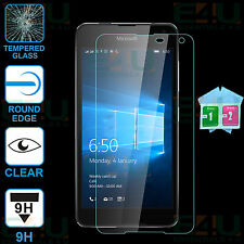 Clear Tempered Glass Screen Protector For Microsoft Nokia Lumia 650 630 635