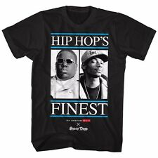 Snoop Dogg Hip Hop Finest Offically Licensed Adult T Shirt S-XXL