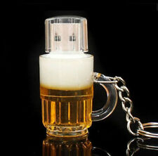 8GB 16GB 32GB 64GB Beer Bottle usb 2.0 flash memory stick pen drive flash drive