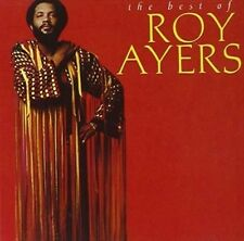 Best of Roy Ayers - Roy Ayers New & Sealed Compact Disc Free Shipping