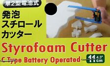 Styrofoam Cutter 4.3 inches Hot Wire Foam Knife with Spare Wire DIY tool set