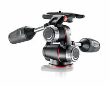 Manfrotto MHXPRO3W X-PRO 3-Way Head with Retractable Levers and Friction Control