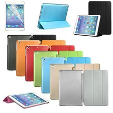 Smart Cover PU Leather Stand Case For iPad Pro /Mini 4 / iPad Air 2 Protective