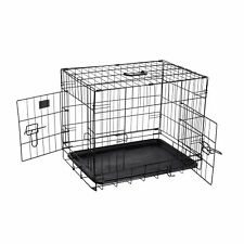 Pet Trex Folding Pet Crate Kennel Wire Cage