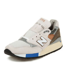"New Balance Mens Concepts M 998 TN2 ""C-Note"" Beige/White M998TN2"
