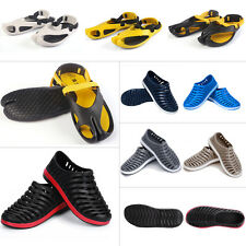 NEW Men Boys Summer Surf Clogs Flip Flops Silpper Sandals Breathable Beach Shoes