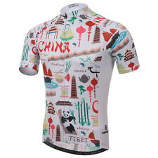 XINTOWN 2016 Man Cycling Jersey Short Sleeve Jersey Prevalent Bike Bicycle Shirt