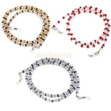 Beads Glasses Sunglasses Spectacles Chain Cord Eyewear Holder Sweater Necklace