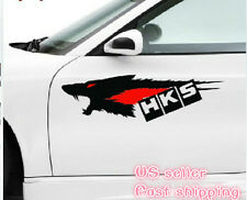 NEW TrIbal Wolf Husky funny truck car laptop vinyl decal sticker motorcycle