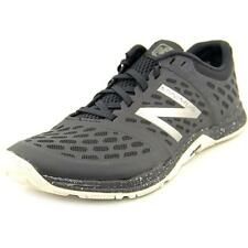 New Balance WX20BK Women  Round Toe Canvas  Running Shoe
