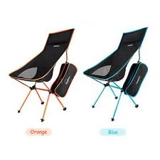 TOMSHOO Folding Portable Outdoor Camping Hiking Fishing Chair Lounger Chair N0W8