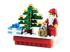 LEGO Santa Magnet Holiday Seasonal #853353 w/ Minifigure Christmas