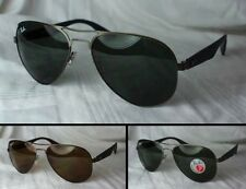 ORIGINAL RAY BAN AVIATOR SUNGLASSES RB 3523 NEW Polarized Different Colors