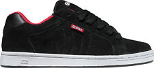 Globe Shoes Lace Up Skate shoes Focus black real leather padded