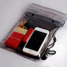 Swimming Drifting Waterproof Pouch Dry Cover Case Bag For iPhone Cell Phone