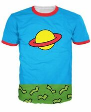 New Fashion Women/Mensc Chuckie Finster Summer 3D Print Casual T-Shirt Plus Size