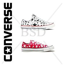 Converse All Star Chuck Taylor Canvas Shoes Low / high Top All Size Stars