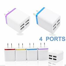 1A 3.1A 5.1A USB Power Adapter AC Home Wall Charger FOR iPhone 5 5S 6 Samsung LG