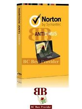 Norton Antivirus, Internet or Standard Security 2018, 1 User, 1 Year (PC/ Mac)