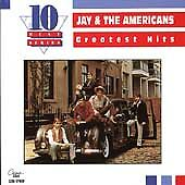 Greatest Hits [CEMA] by Jay & the Americans (CD-1992, EMI) BRAND NEW SEALED
