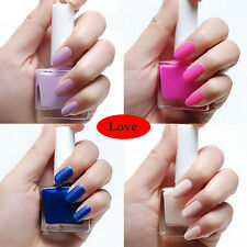 12ml Fashion Color Change Nail art Polish Nail Glitter Varnish Nail Polish Hot