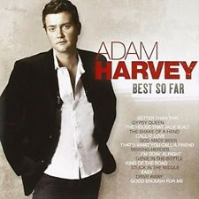 Best of So Far - Harvey,Adam New & Sealed CD-JEWEL CASE Free Shipping