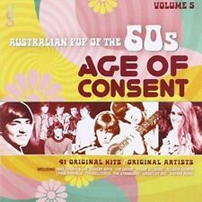 Australian Pop of the 60s-volume 5: Age of Consent - V/A New & Sealed CD-JEWEL C
