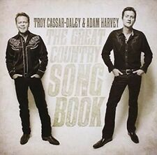 Great Country Songbook - Cassar-Daley,Troy/Adam Harvey New & Sealed CD-JEWEL CAS