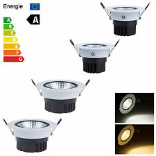 COB LED Ceiling Light Recessed Downlight Lamp Dimmable Home Commercial Lighting