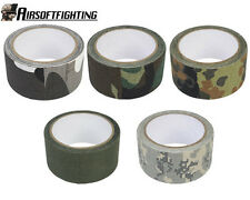 1X Military Tactical Hunting Multi-functional Camouflage 5cm Tape 10M