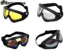 Hunting UV400 Wind Dust kite surfing jet ski Tactical Goggle Glasses Tactical