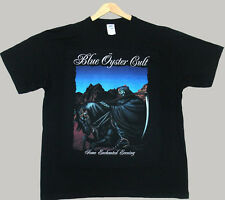 BLUE OYSTER CULT BLACK T-SHIRT