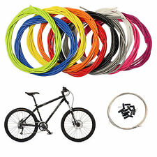 UK Jagwire Front & Rear Brake & Gear Cable Set Inner Outer Mountain Bike Bicycle