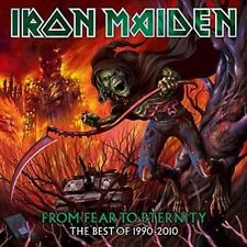 From Fear to Eternity: the Best of 1990-10 - Iron Maiden New & Sealed LP Free Sh