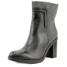 Charles By Charles David Havi Women  Round Toe Leather Black Ankle Boot