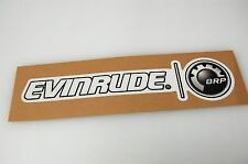 Evinrude - Bass Boat Carpet Graphic - Multiple Sizes - Decal Logo