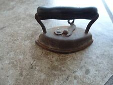 Antique Vintage Cast  DOVER DOLLY IRON Child Toy SAD Iron for Dolls